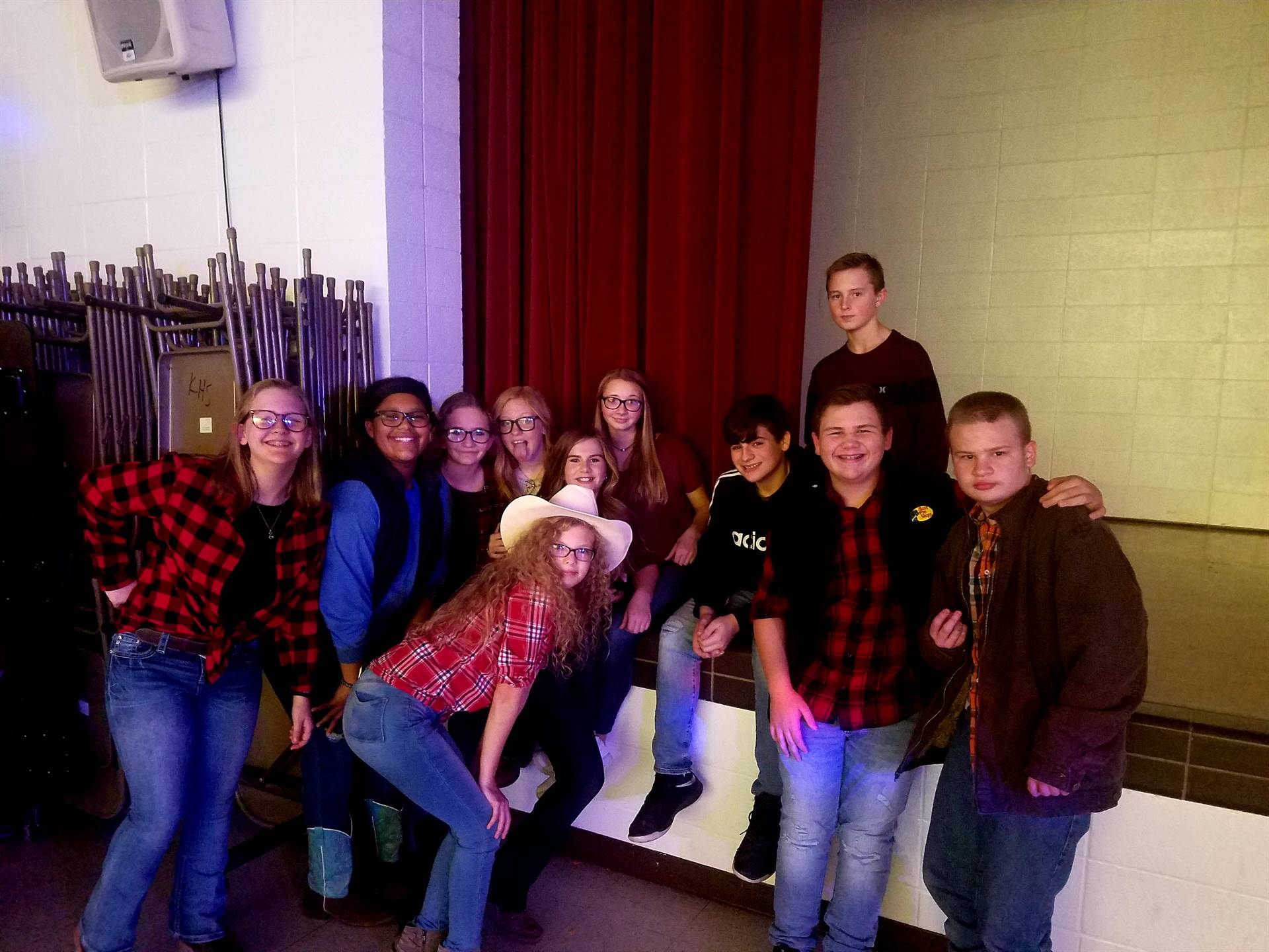 MS STUCO Boot Scootin' Boogie Dance